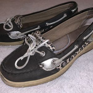 Size 9 Sperry Boat shoes